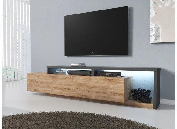 Tv Stands Black Metal Tv Stands That Swivel And Tilt