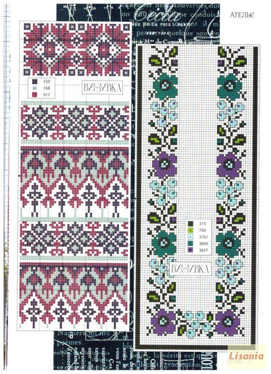 Сучасна вишивка №1 - Volkova-Kolzova