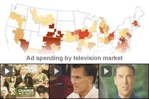 Mad Money: Tracking TV campaign ads in the 2012 presidential campaign - The Washington Post