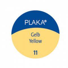 Pelikan Plaka Matt Boya 50 ml. 11 Yellow