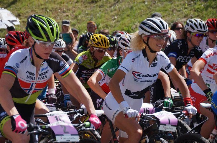 XCO Women -2015 UCI MTB World Cup