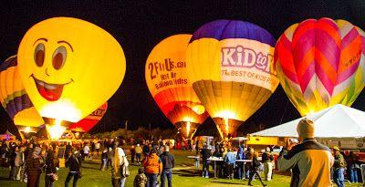 James Gordon Patterson Photography: Cave Creek Balloon Festival 2013