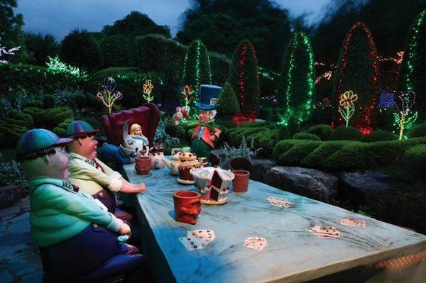 Hunter Valley Gardens - The Alice in Wonderland Garden