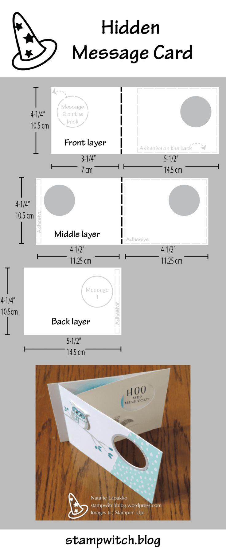1024 best Cards - folded images on Pinterest   Folded cards, Easel ...