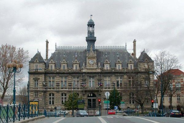Hôtel de Ville de Pantin (93)