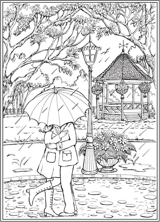 Phenomenal Welcome To Dover Publications Ch Romantic Country Scenes Download Free Architecture Designs Scobabritishbridgeorg