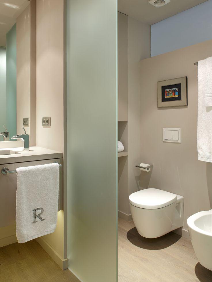 Interiorismo banos pequenos dise os arquitect nicos - Interiorismo banos modernos ...