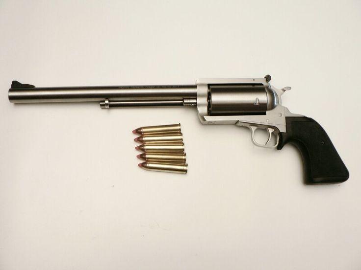 Magnum Research BFR Revolver .45/70 GovernmentFind our speedloader now!  http://www.amazon.com/shops/raeind