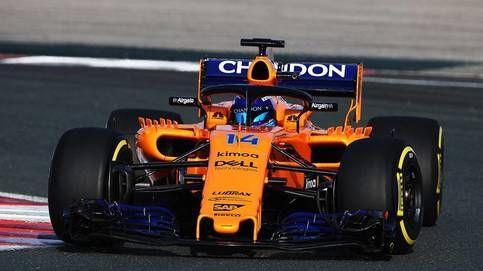 Fórmula 1: En directo, los test de F1: un problema con una rueda hace perder la mañana a Alonso. Noticias de Fórmula 1. Este lunes da el pistoletazo de salida la Fórmula 1 de 2018 con los entrenamientos de invierno desde el Circuito de Cataluña con el juicio a las novedades de cada equipo