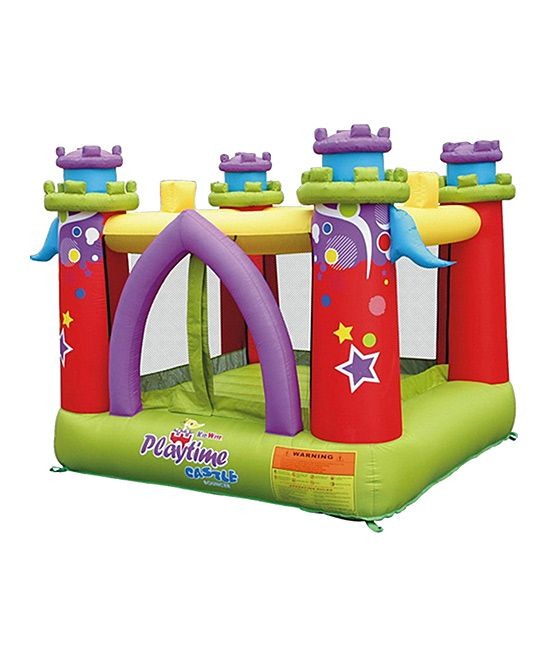 Playtime Castle Bounce House