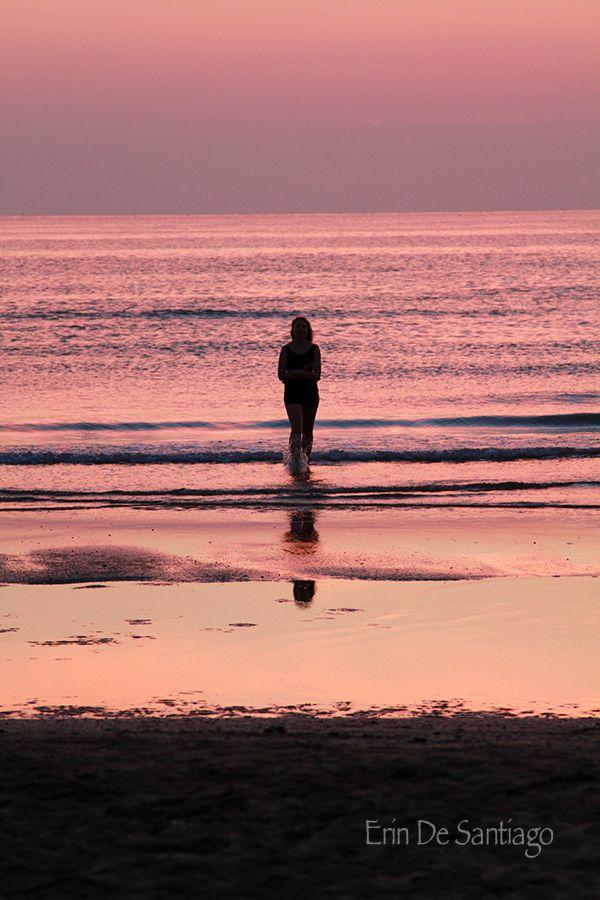 Sunrise in Rimini, Italy - a great destination within the Emilia-Romagna region.