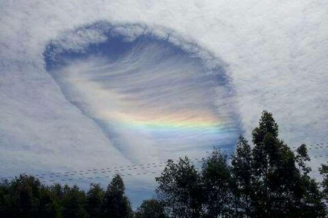 Gökyüzünde gizemli anlar - Sözcü Gazetesi