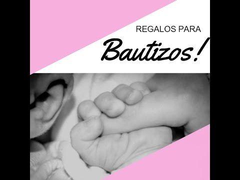Regalos para Bautizo. España - YouTube