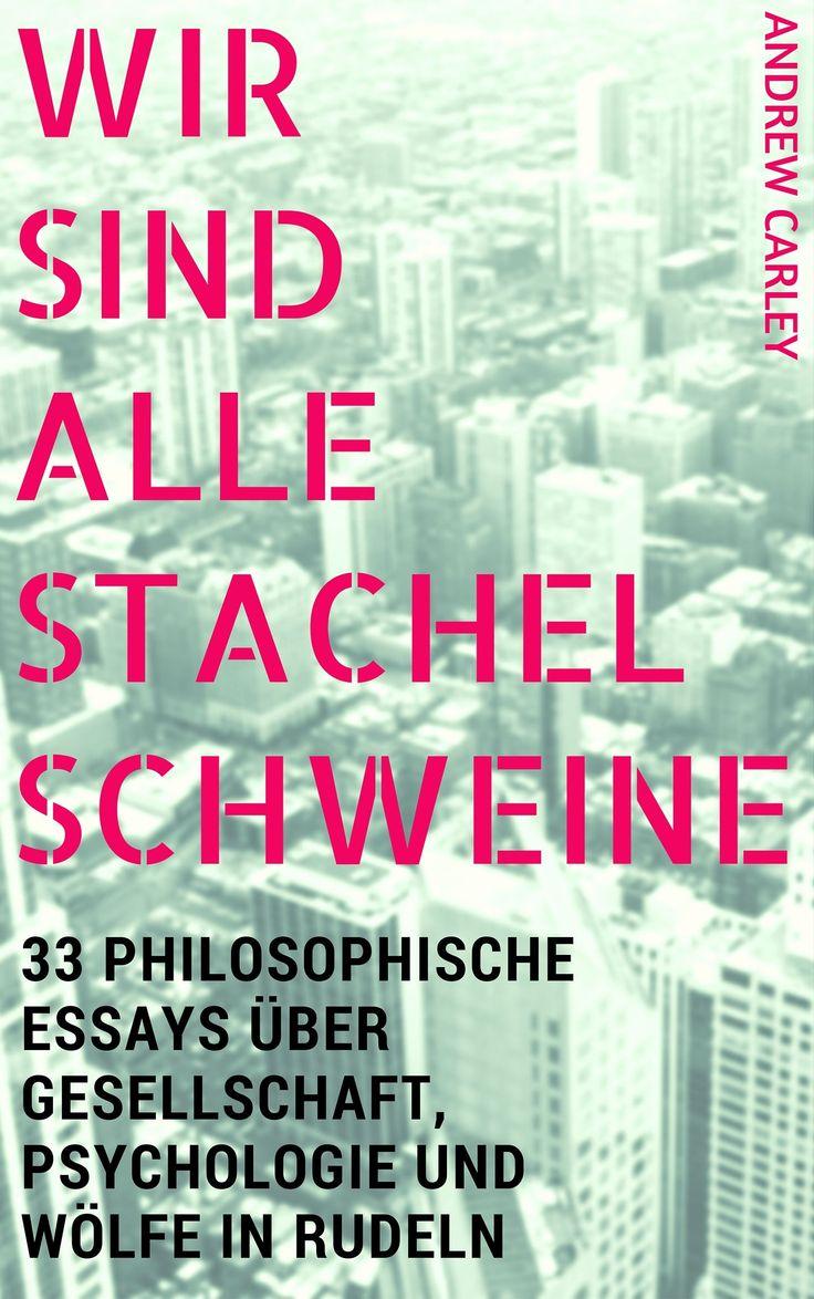 stachelschweine arthur schopenhauer essays