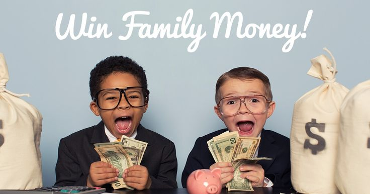 I just entered for a chance to WIN $8,750 USD in support of #FamilyDefense.