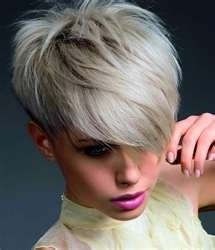 Edgy Short Hair - after the wedding maybe :)