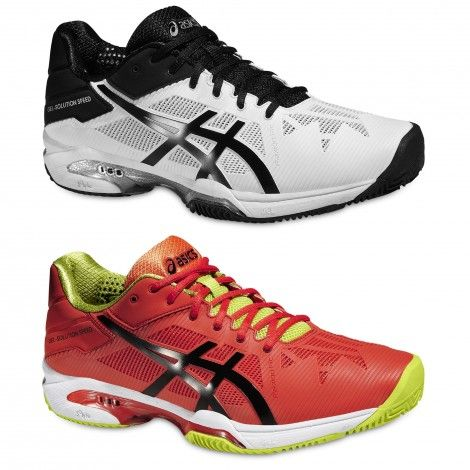 @asicseurope Gel-Solution Speed 3 Clay E601N #tennisschoenen voor mannen