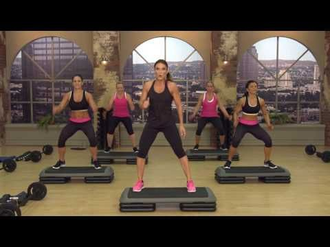 Cathe Friedrich's Strong & Sweaty Boot Camp Workout