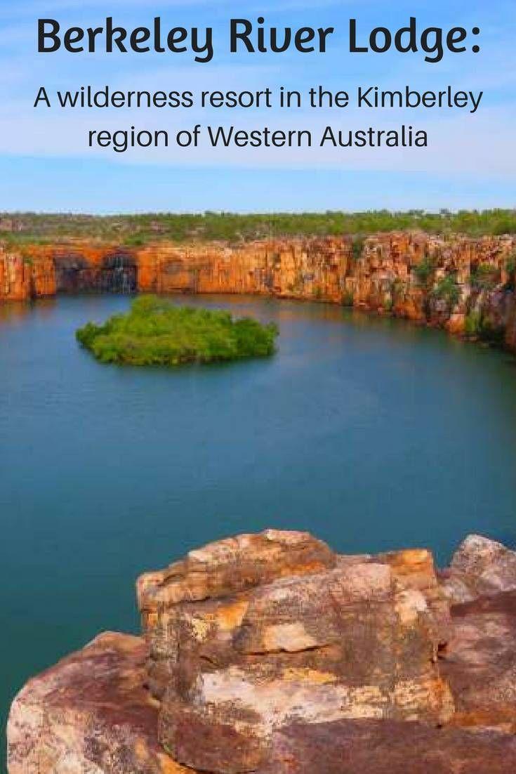 Berkeley River Lodge: A wildnerness resort in the Kimberley region of Western Australia.