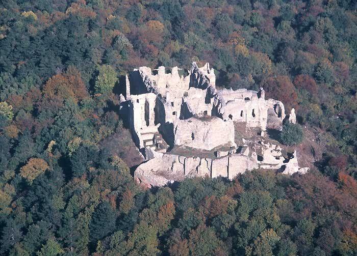 Ružica Castle in Croatia - looks like an Ayleid ruin from Oblivion : castles