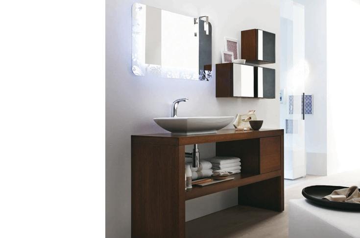 Bagno moderno RAB: estetica e funzionalità per un arredo bagno di design - RAB Arredobagno