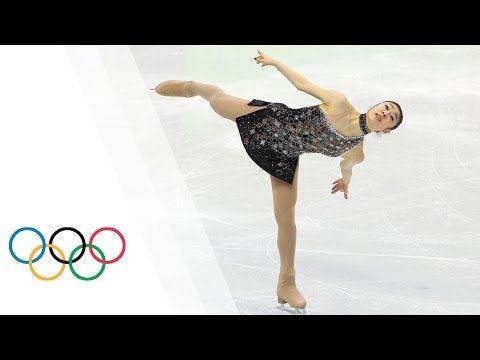 Yuna Kim - Short Program - Ladies' Figure Skating | Vancouver 2010 - YouTube