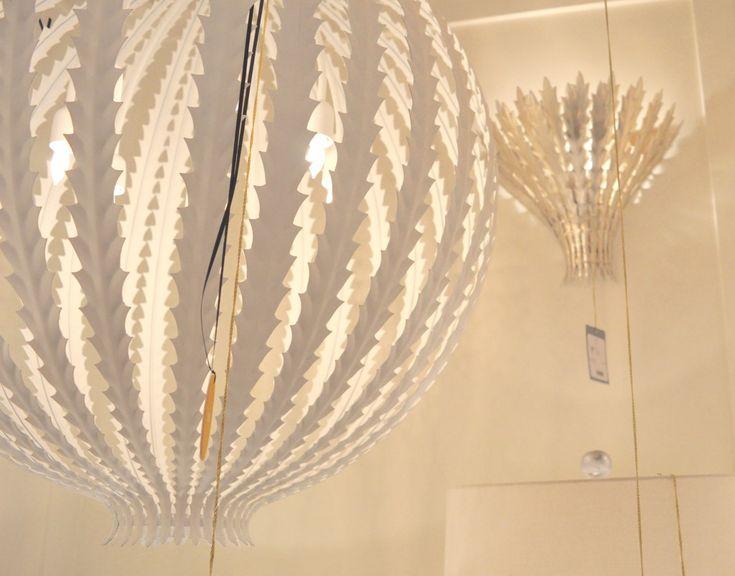 80 best white lighting images on pinterest table lamp for Aerin lauder visual comfort