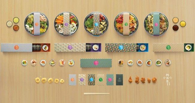 これはカワイイ!海外のお寿司屋さんのお持ち帰り用ケースのデザインが秀逸! – Japaaan 日本の文化と今をつなぐ