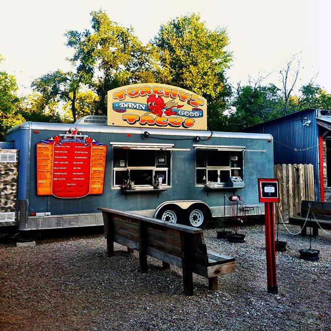 15 Must-Try Food Trucks in Austin via Brit + Co - Damn good tacos at Torchy's