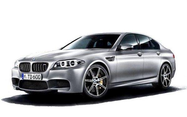 2014 BMW M5 30 Jahre M5 Side View 600x375 2014 BMW M5 30 Jahre M5 Review