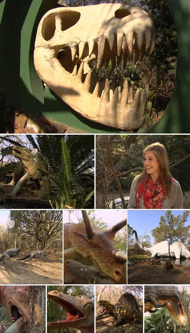 Sudwala Dinosour Park, Mpumalanga