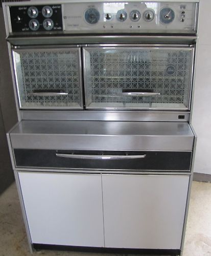 vintage frigidaire wall oven stove yahoo image search results