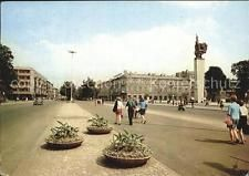 72529349 Czestochowa Schlesien Plac Wladyslawa Bieganskiego Platz Denkmal Tschen