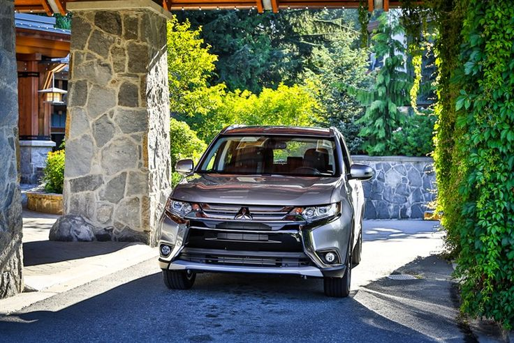 National debut of the new Outlander in Vancouver