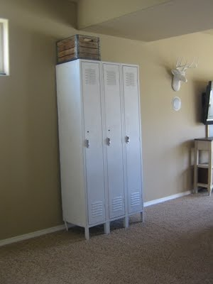 Refurbished Metal Lockers Bought On Craigslist Artsy