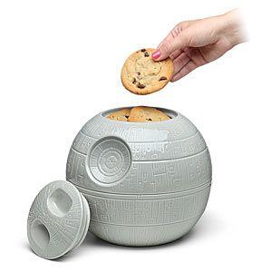 Star Wars Death Star Cookie Jar   shopswell