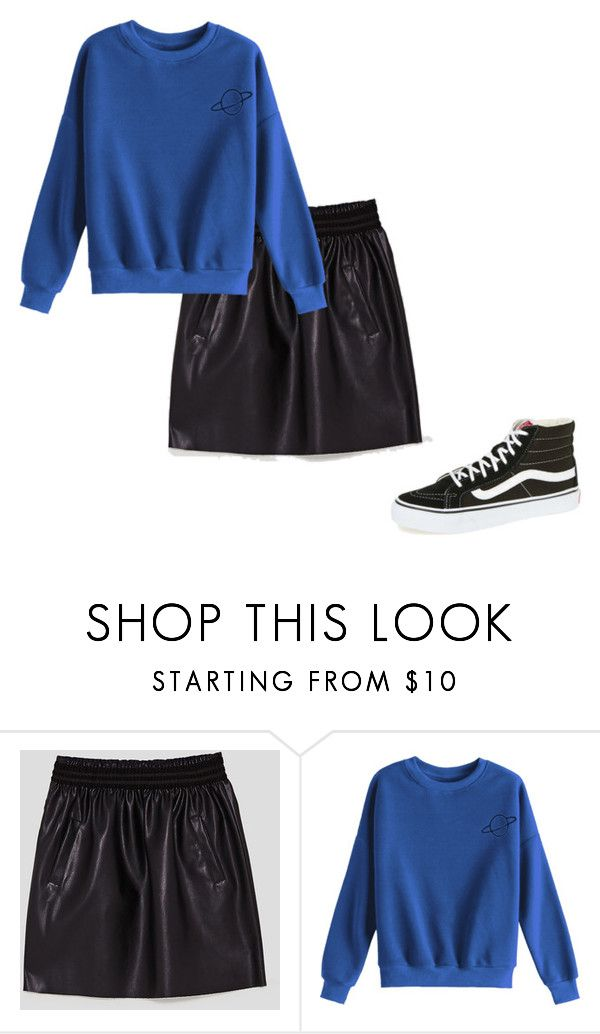 """""""edgy teen style"""" by outfitstwentyfourseven on Polyvore featuring Vans, simple, ootd, SimpleStyle, simplicity and bsmaricarmen"""