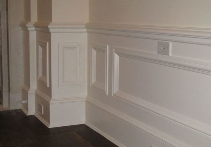 shaker style wainscoting kits