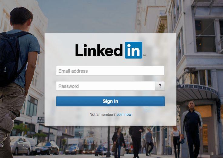 LinkedInLogin - Linkedin.com | Linkedin Sign in | Linkedin Jobs Free