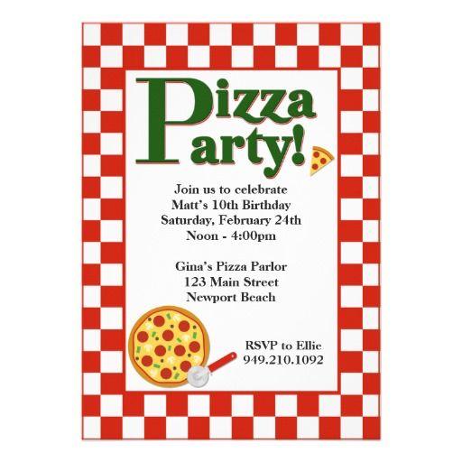 17 best Pizza party images on Pinterest