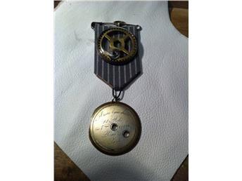 Medalj Steampunk No 15
