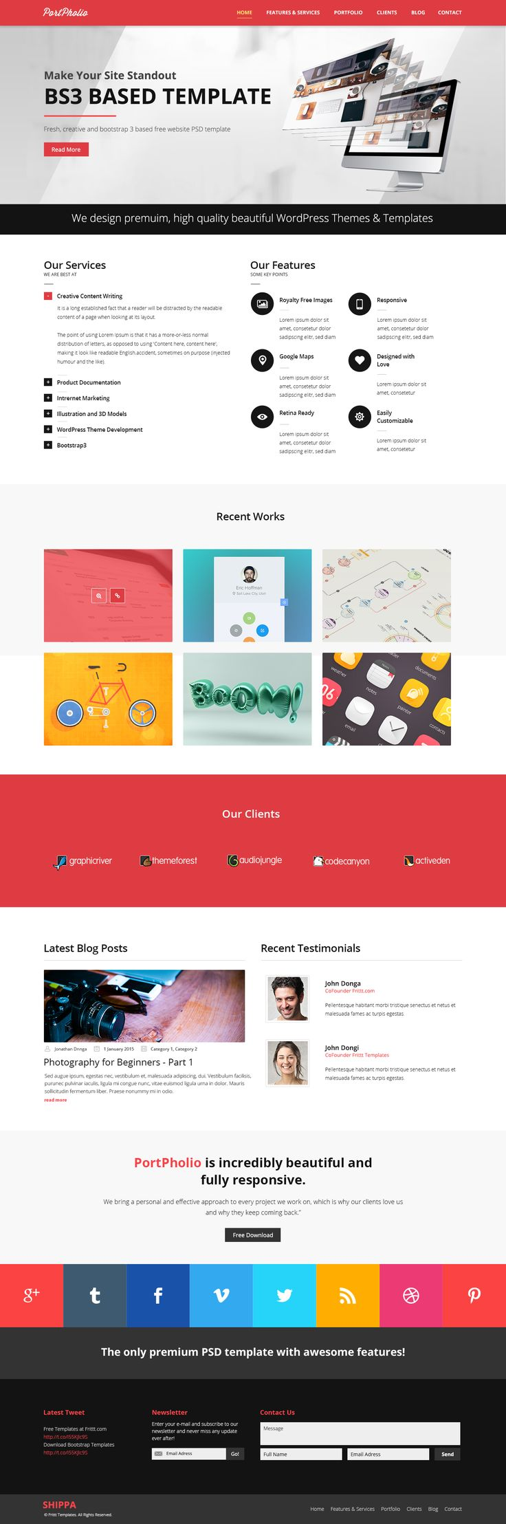 Free template site rencontre