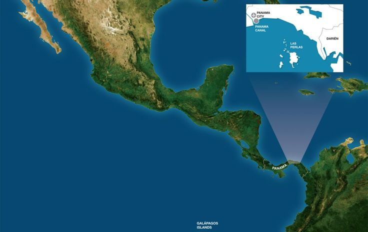 ISLAS CAYONETAS, PRIVATE ISLANDS IN LAS PERLAS, PANAMA