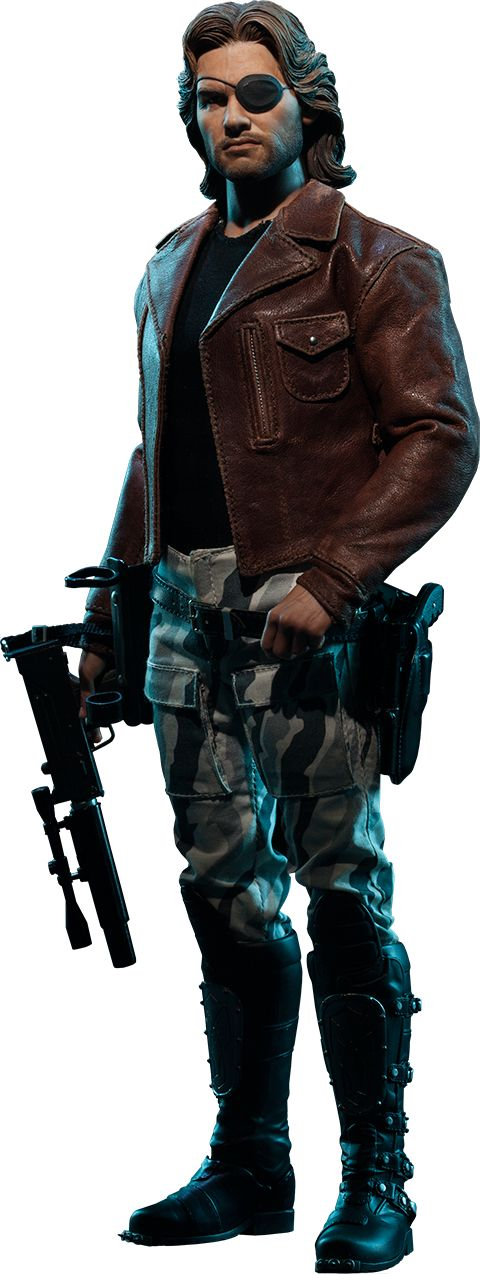 Snake Plissken!  $159.99  Click on the picture links to see more pictures and to pre-order from Sideshow now!