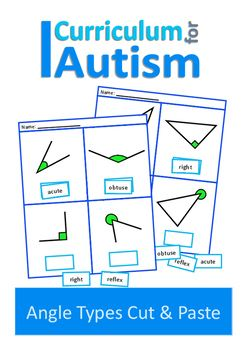 214 best Autism Middle School Math Resources & Activities images ...