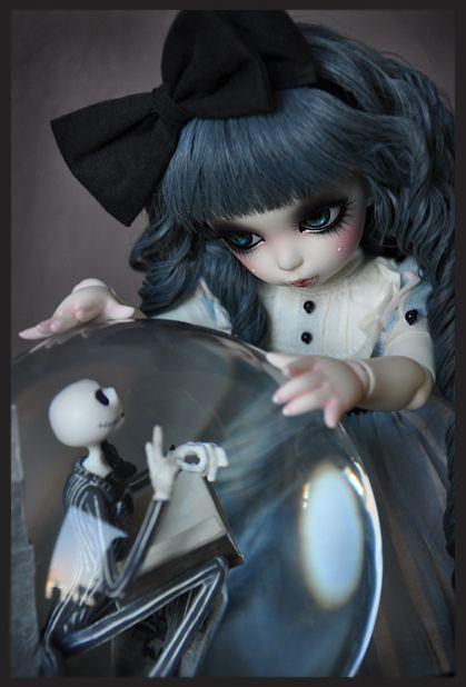 "Sundae ""Dead Time Stories"" by Clockwork_Angel, via Flickr, littlefee leah, dollfairyland.com"