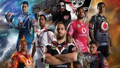 Official NRL site of the Vodafone Warriors