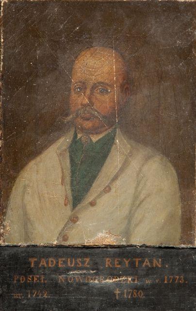 - Portret Tadeusza Reytana