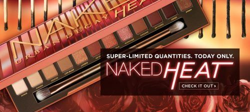 Urban Decay Canada Deal: NEW Naked Heat Palette Super Limited Quantities Today Only! http://www.lavahotdeals.com/ca/cheap/urban-decay-canada-deal-naked-heat-palette-super/211355?utm_source=pinterest&utm_medium=rss&utm_campaign=at_lavahotdeals