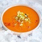 Jamie Oliver: zomerse paprikasoep recept - Soep - Eten Gerechten - Recepten Vandaag